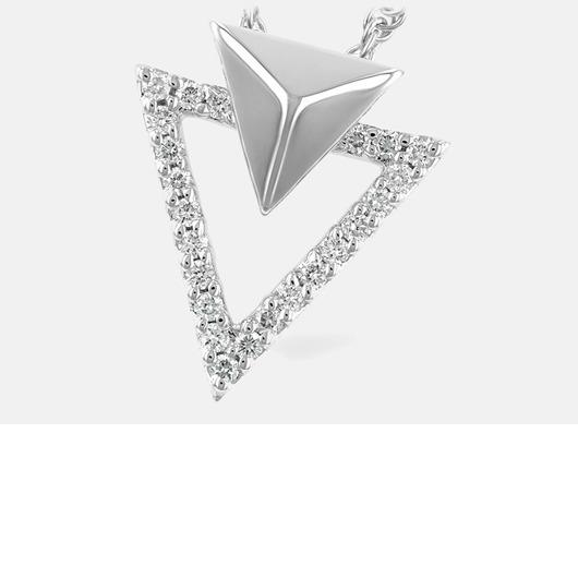 triangle_diamond_white_gold_pendant_necklace