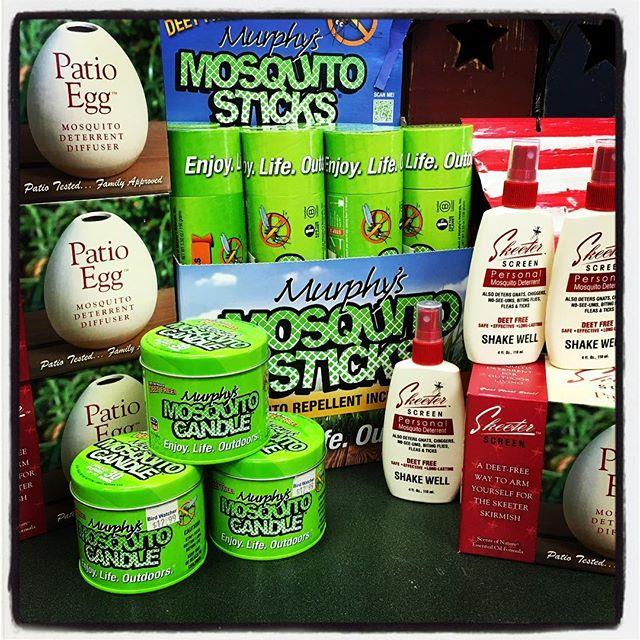 mosquitoes, insect repellent, citronella, lemongrass, murphy's naturals, patio egg, skeeter screen
