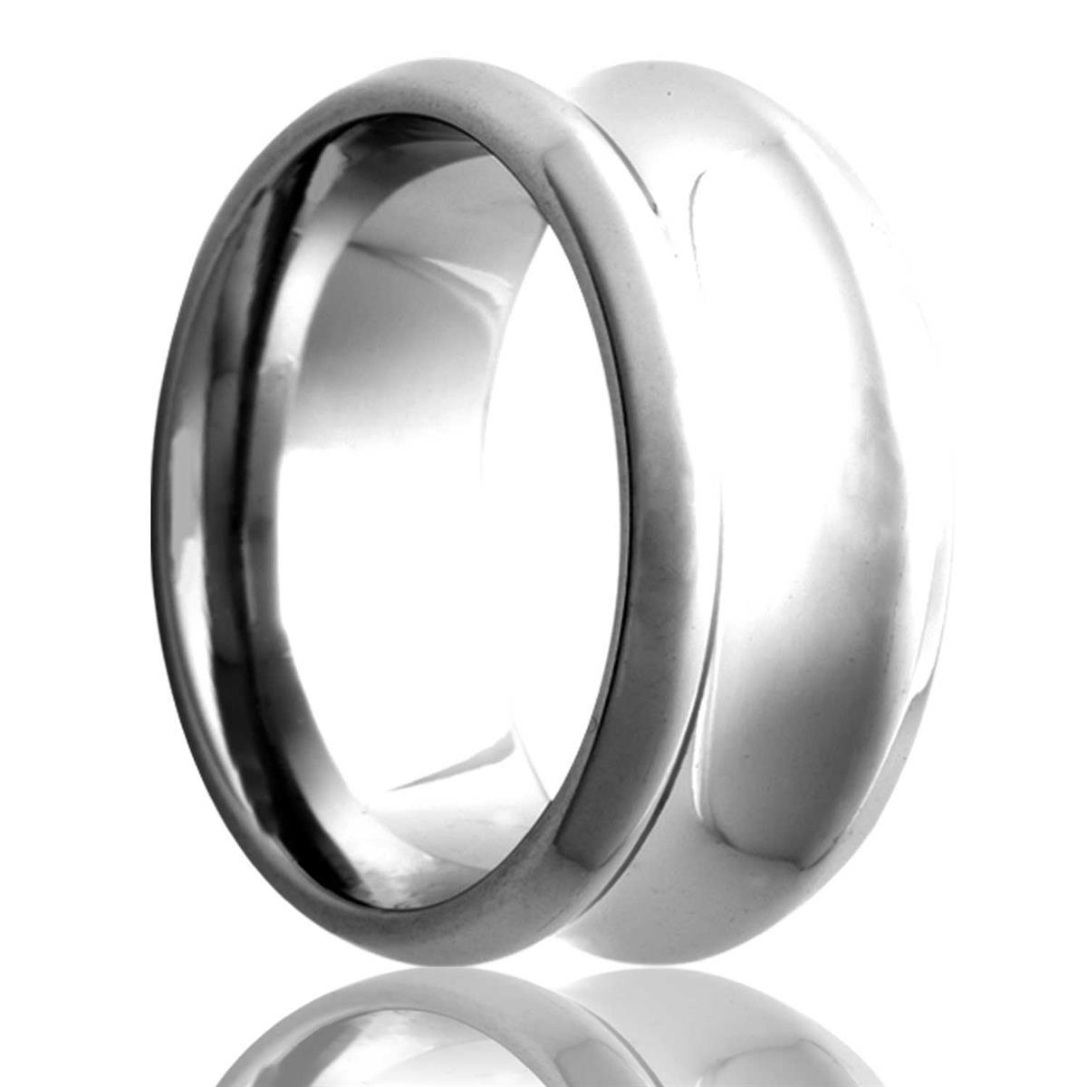 alternative metal, men's wedding ring, kluh jewelers