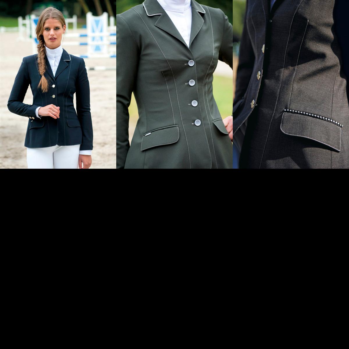 winston equestrian coats