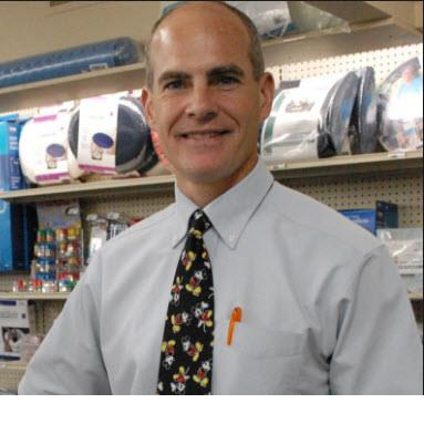 Greg Segner, Rann Pharmacy Owner