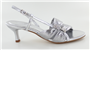 "Silver 2"" Heel"