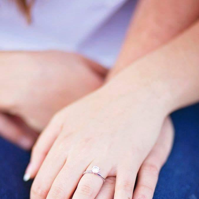 Stacy's Engagement Ring