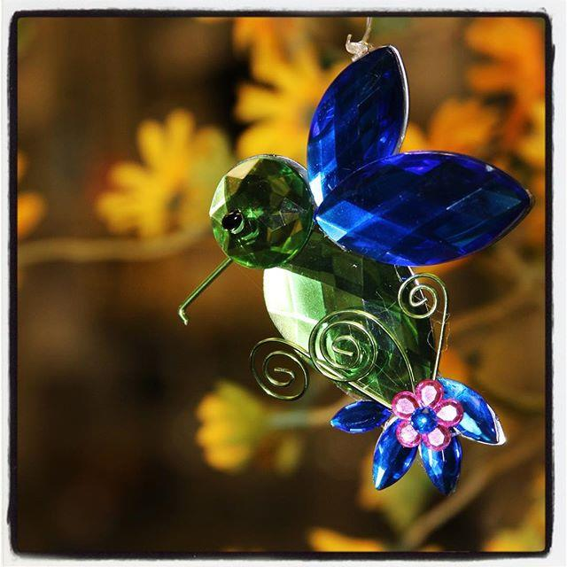 Hummingbird, acrylic, stained glass, window art, gifts, crystal expressions