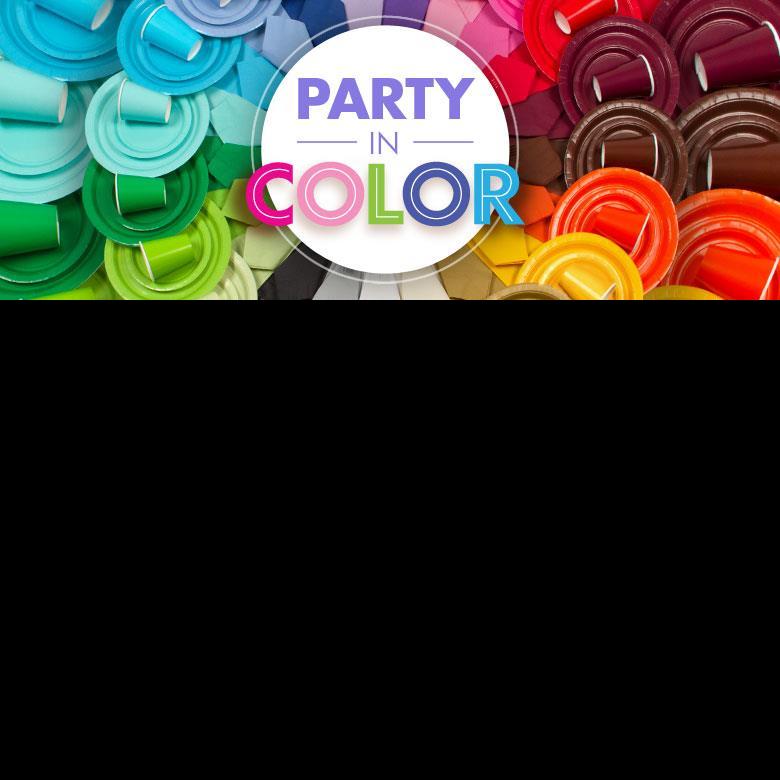 Solid Color Tableware