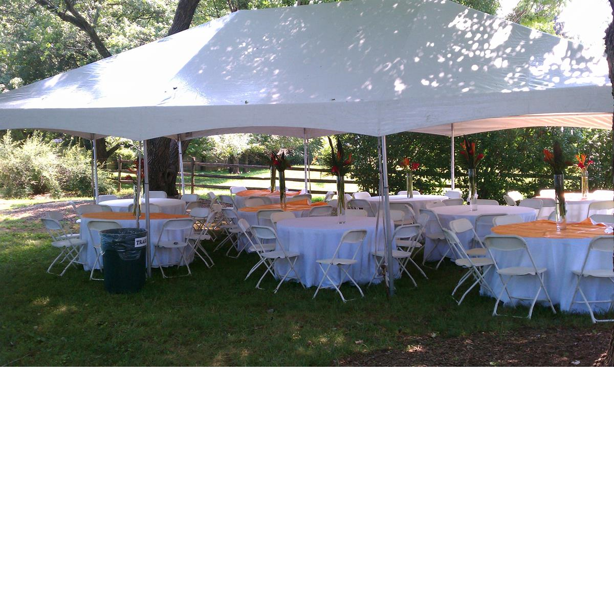 Party Rentals - Tables, Chairs, Bounces, Concessions