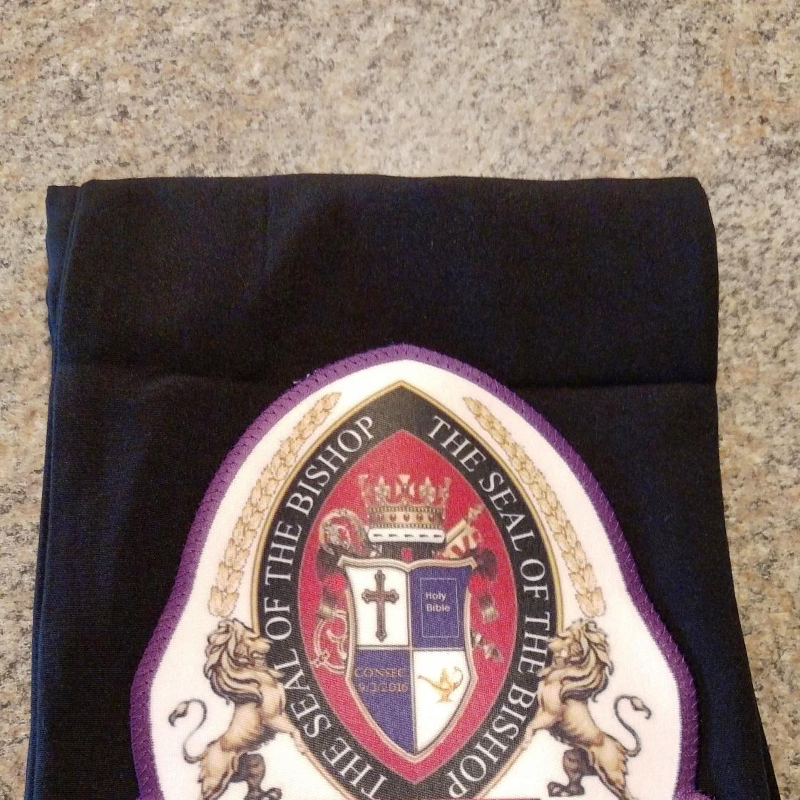Seal of the Bishop patch