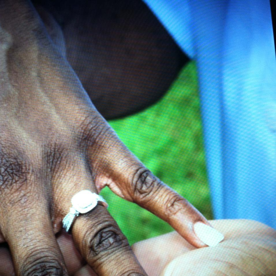 Lucretia's Engagement Ring