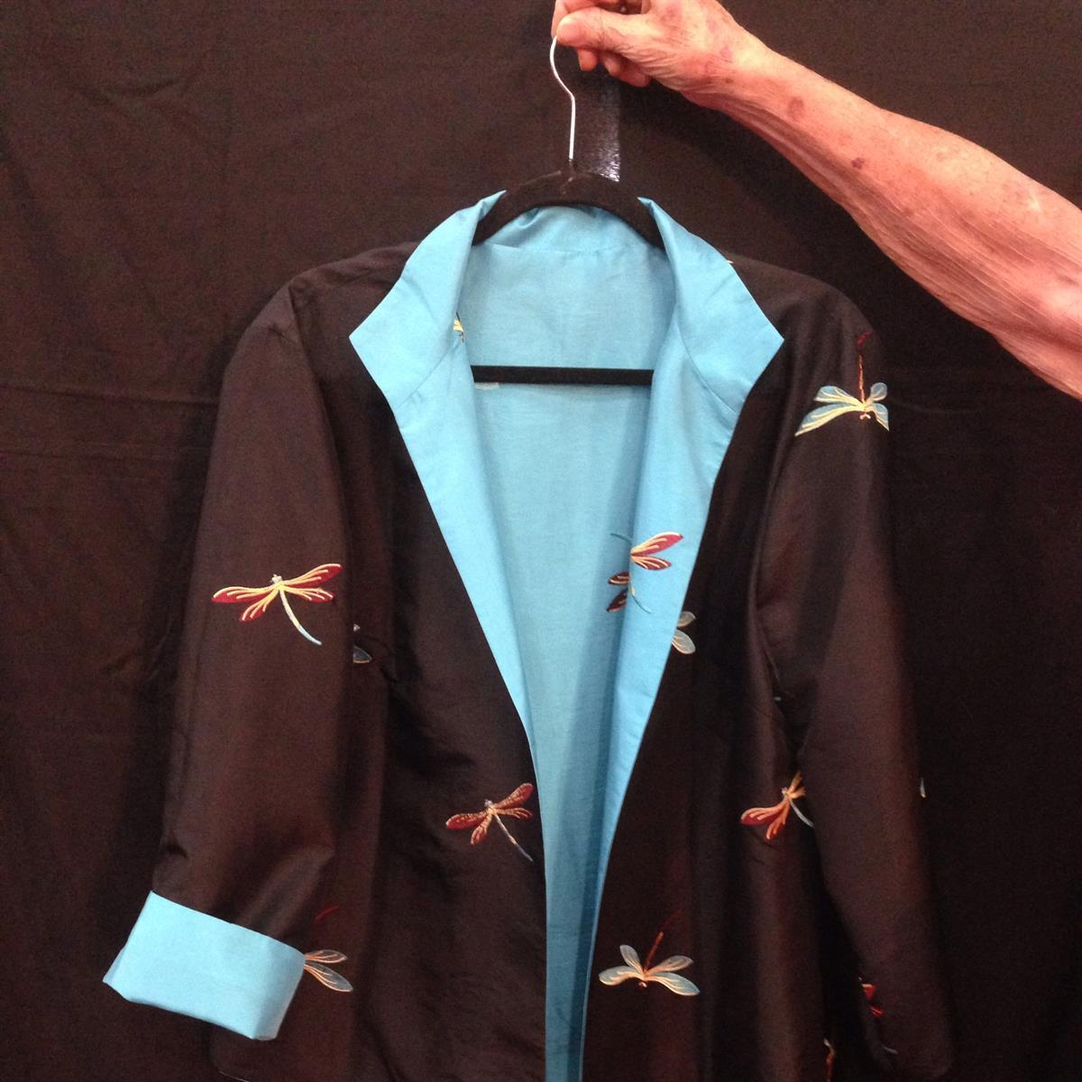 Reversible Dragonfly Jacket