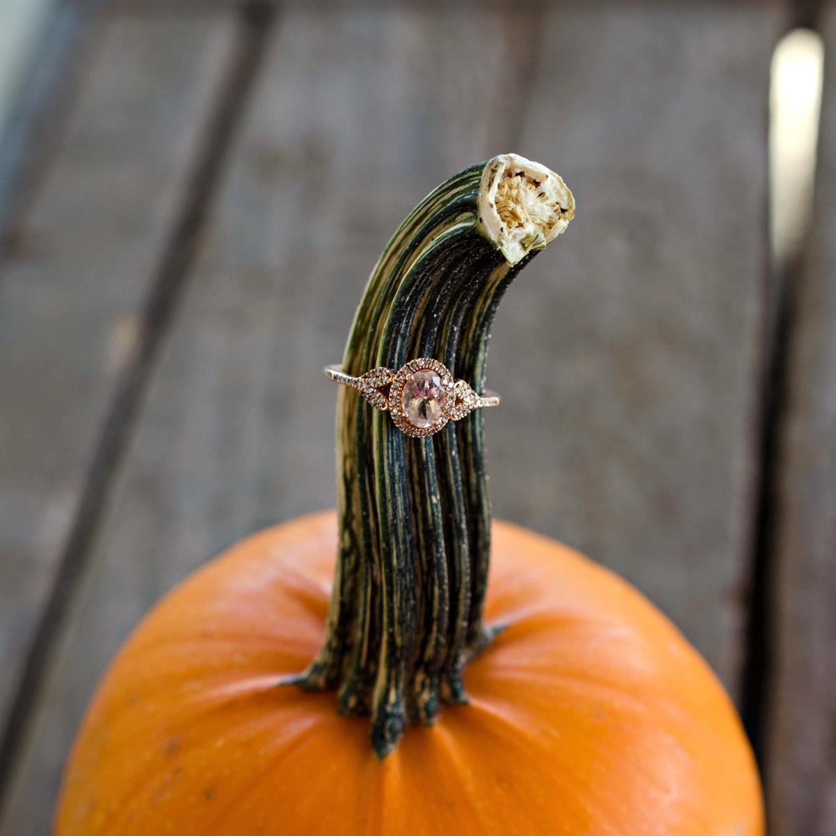Lillian's Engagement Ring