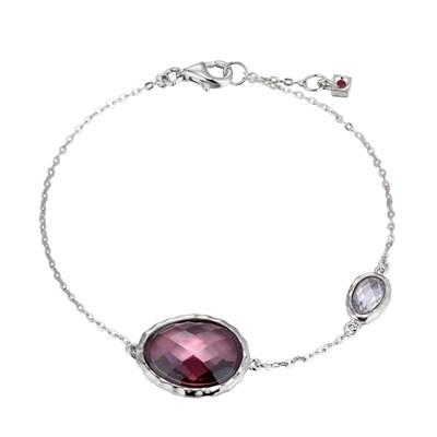 ELLE cubic zirconia bracelet