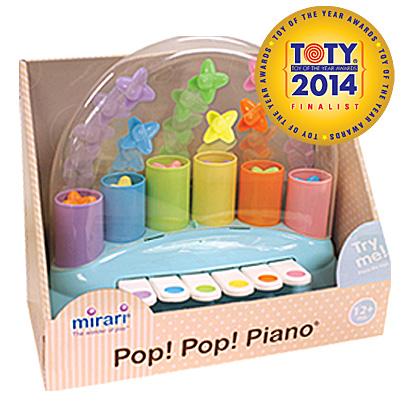 Mirari® Pop! Pop! Piano