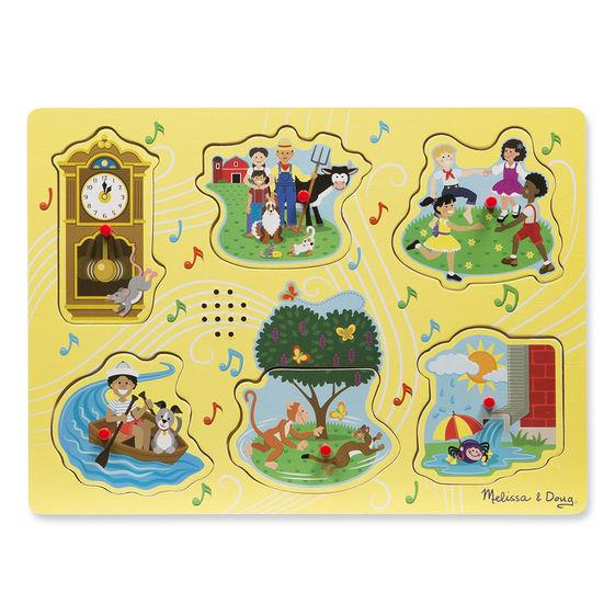 Sound Puzzle: Sing-Along Nursery Rhymes (1)