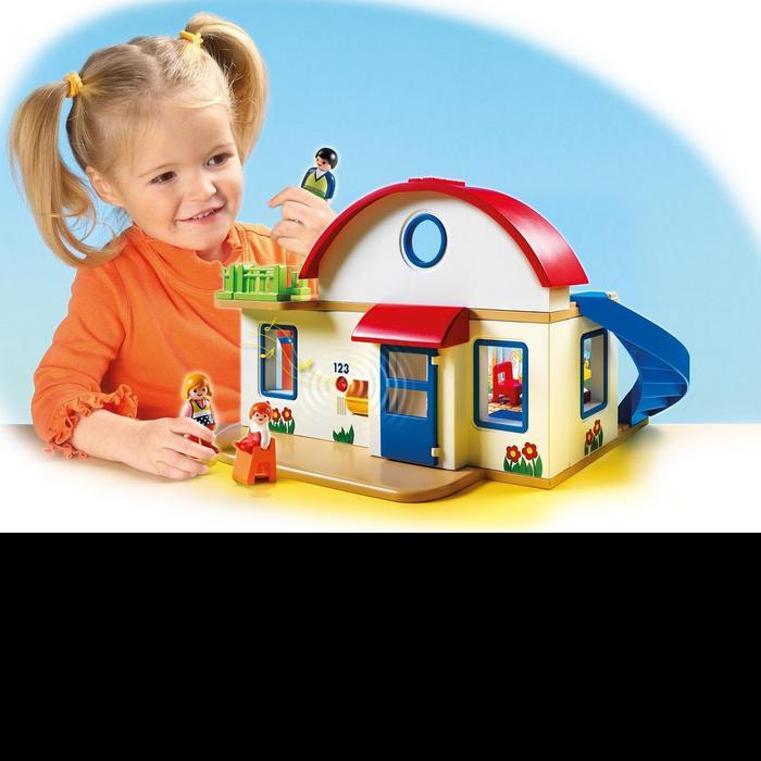 Suburban Home Item Number: 6784