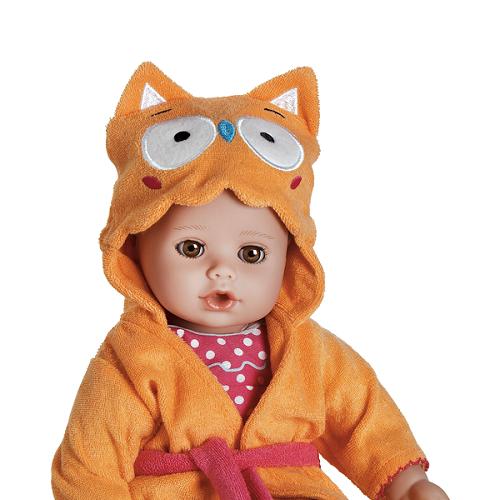 Bathtime Baby Owl