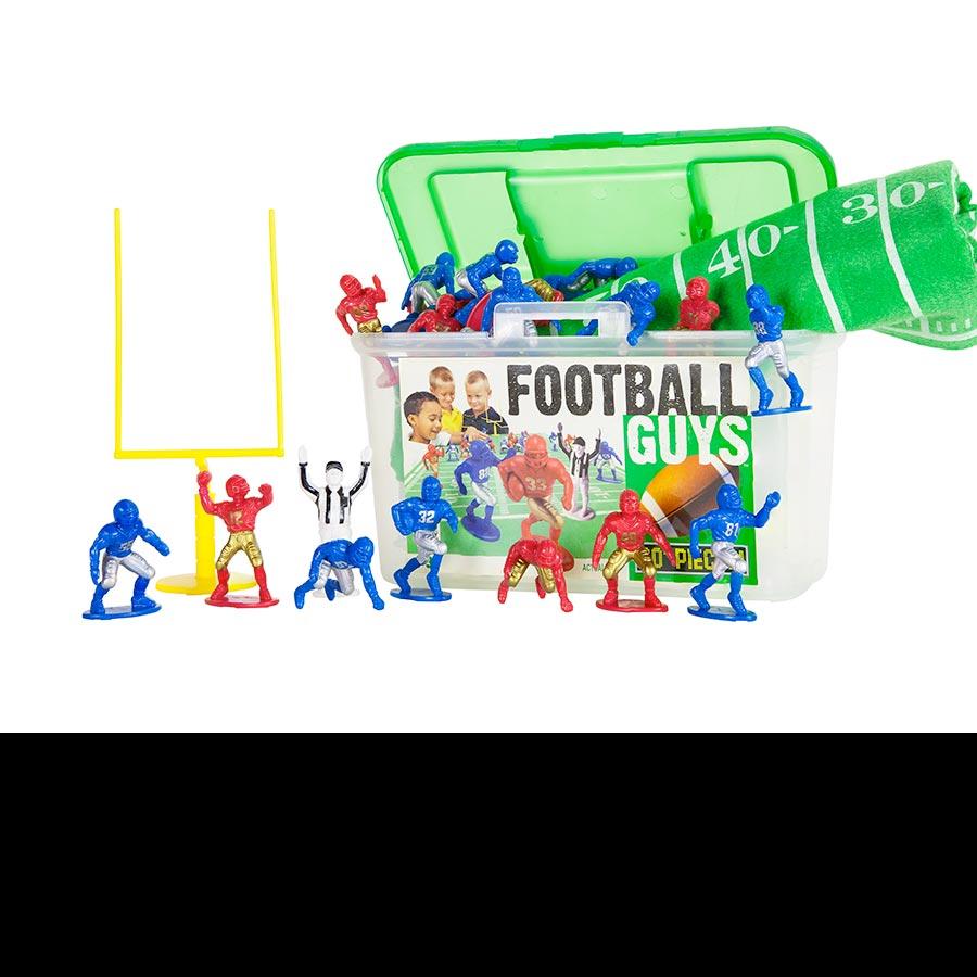 Football Guys - Blue vs Red