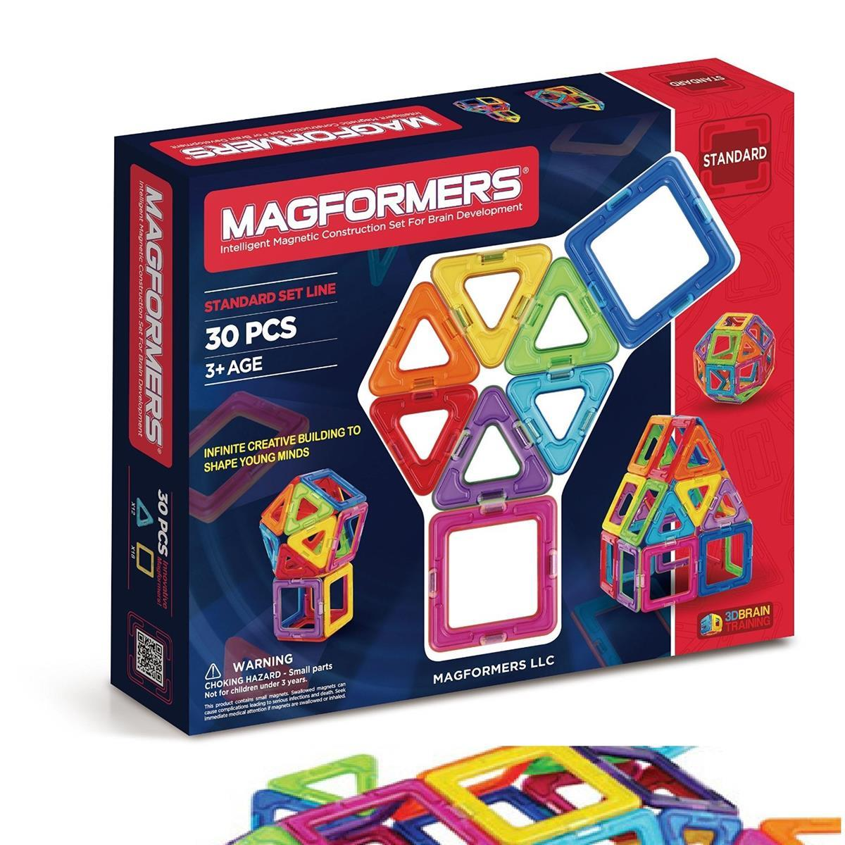 Magformers - RAINBOW 30PC SET