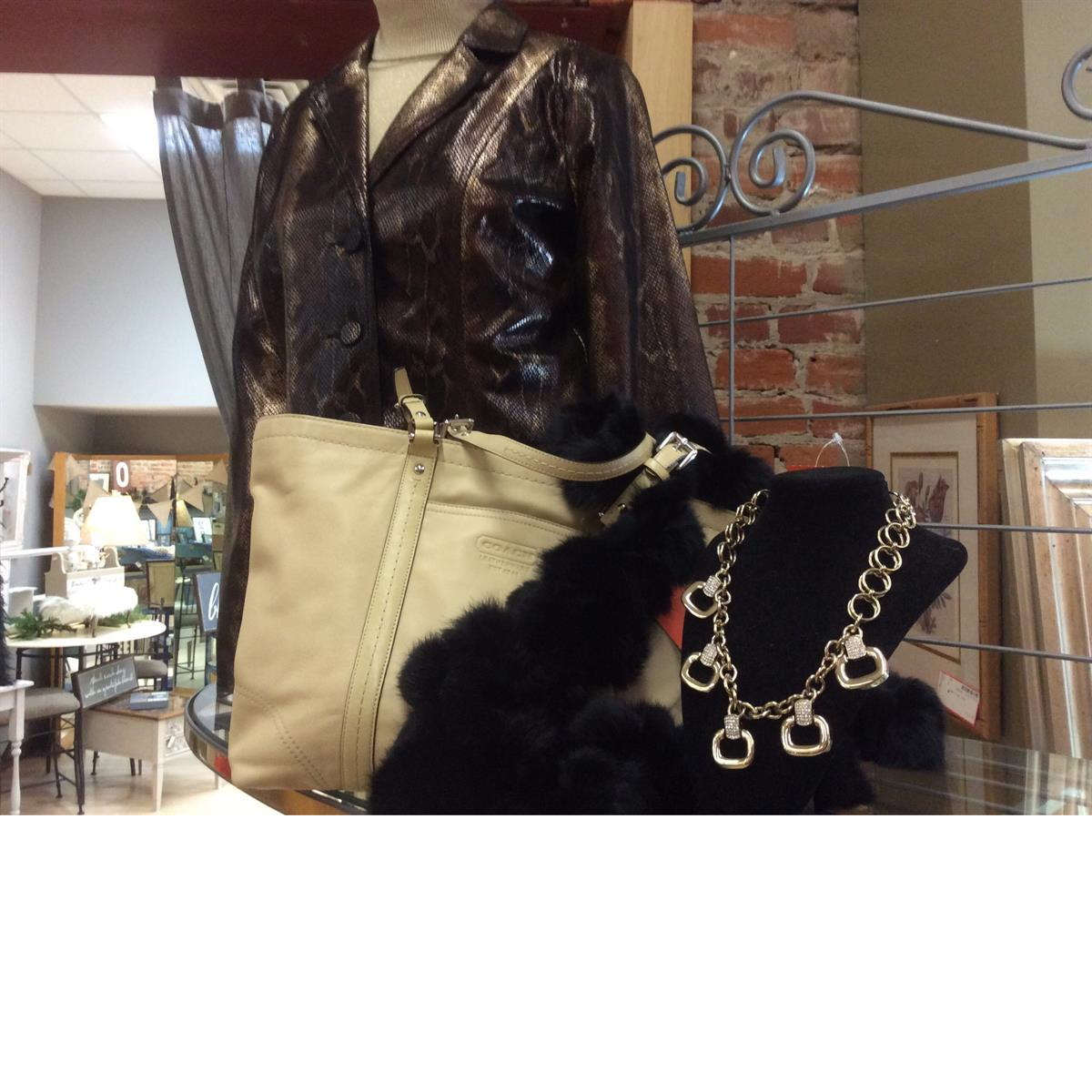 Consigned Women's clothing and accessories at Refashion Consigned Furniture and Clothing