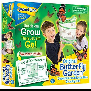 Original Butterfly Garden