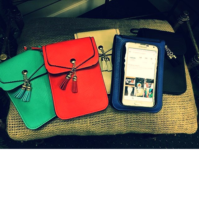 crossbody bag, cell phone case, fashion, purse, texting