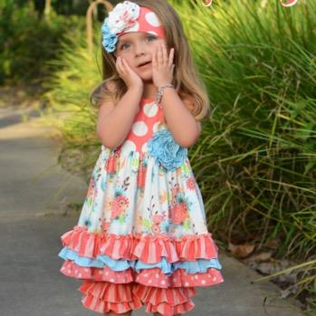 Christie Helene Couture Communion dress