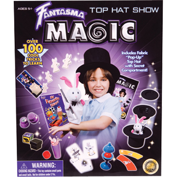 Fantasma Magic - Top Hat Show