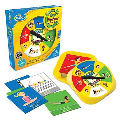 Yoga Spinner® Game