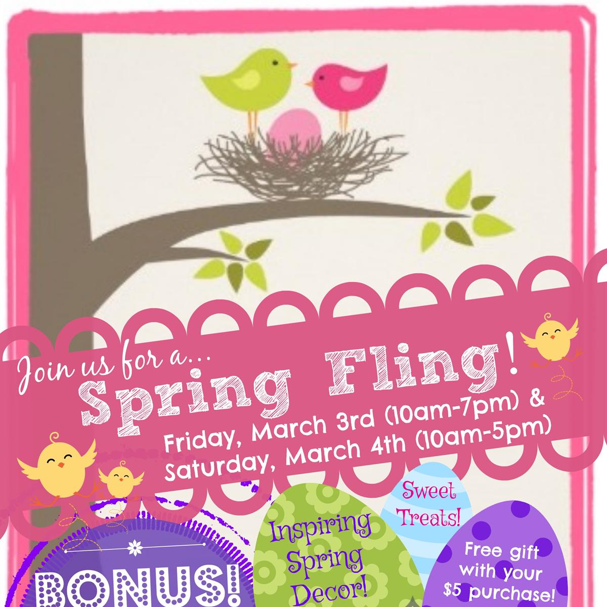 Spring Fling!