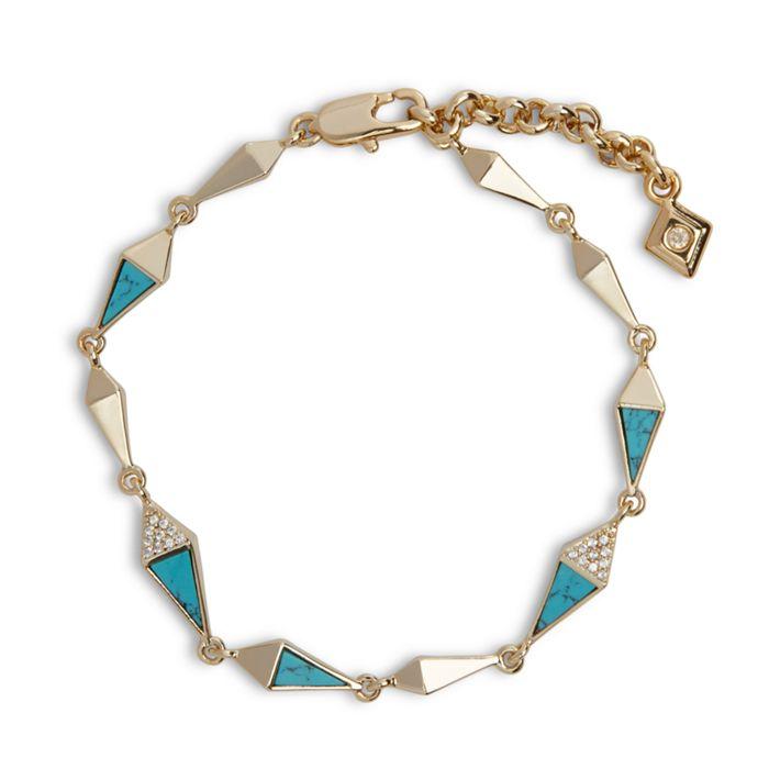 Triangle Link Bracelet  #22305236082