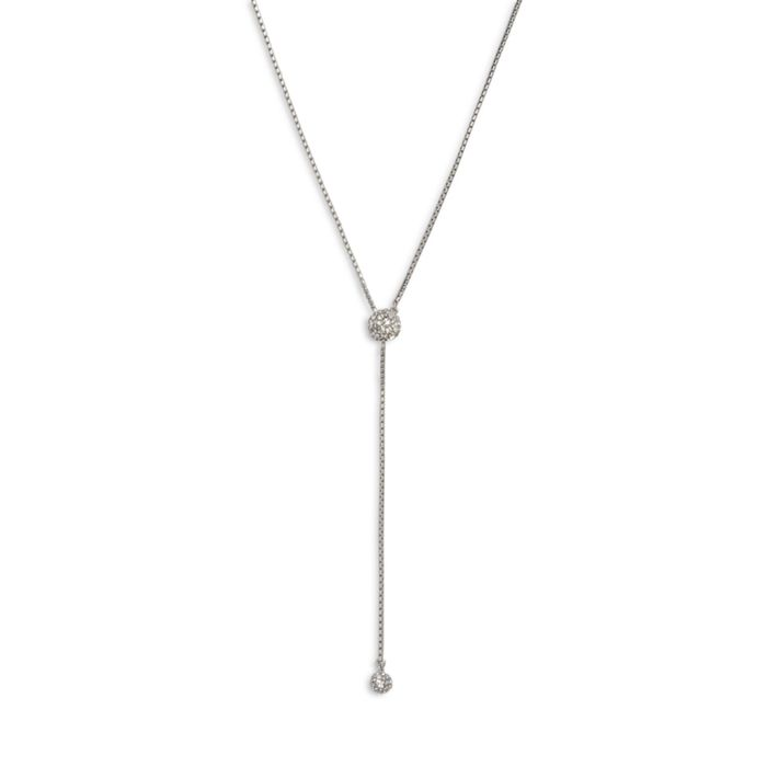 Baubles Slider Lariat Necklace #22400237