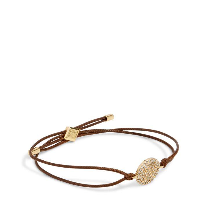 Pave Disc Slider Bracelet  #22223236958
