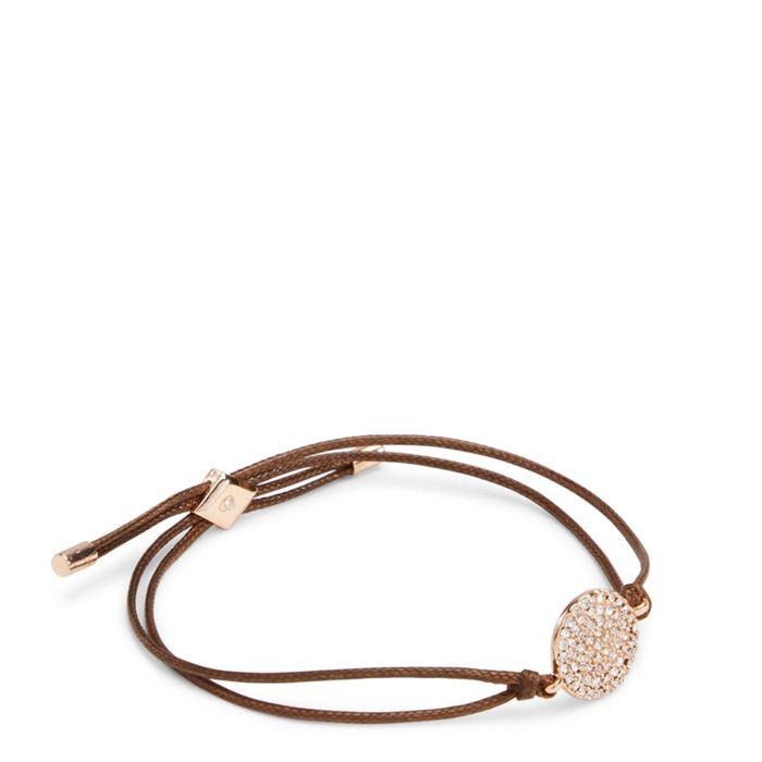 Pave Disc Slider Bracelet  #22223G34958