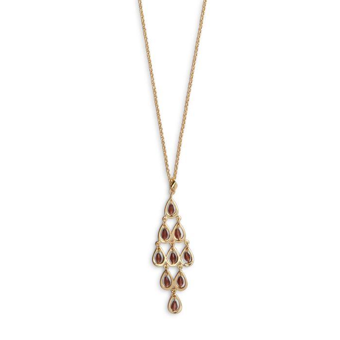 Chandelier Pendant Necklace  #21914236869