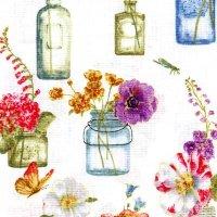 fabric_cotton_flowers_rainbow