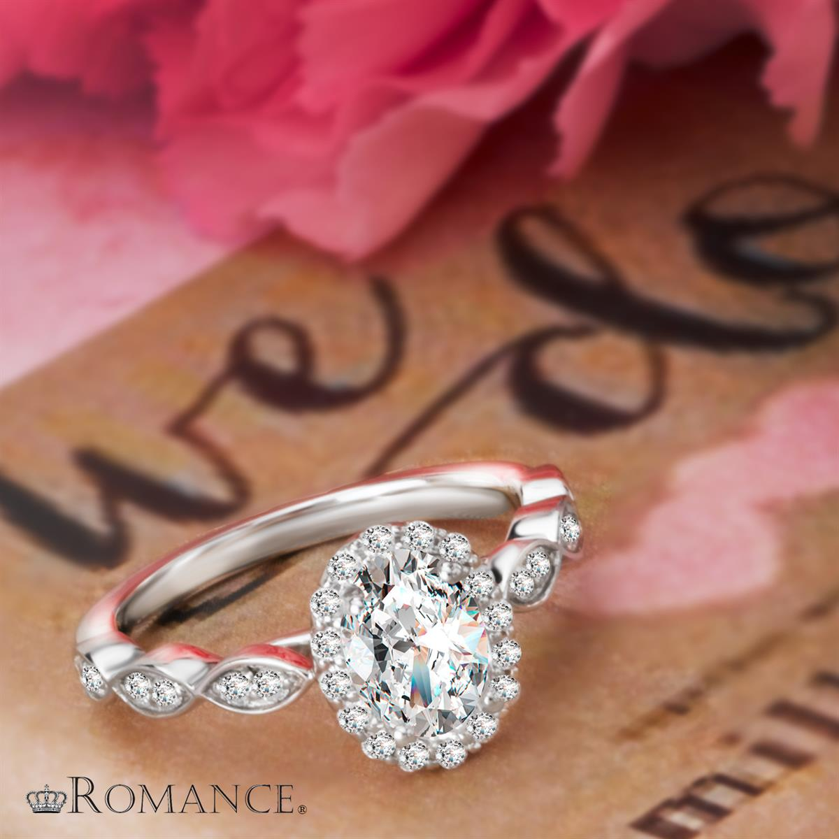 Bridal and Engagement Rings in karat gold and diamonds