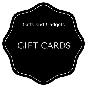 Gift Cards at Gifts and Gadgets