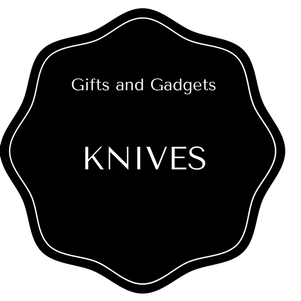 Knives at Gifts and Gadgets