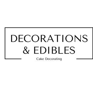 Decorations and Edilbles Cake Decorating at Gifts and Gadgets