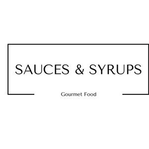 Sauces and Syrups Gourmet Food at Gifts and Gadgets