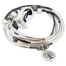 lizzy james wrap bracelet necklace made in the usa