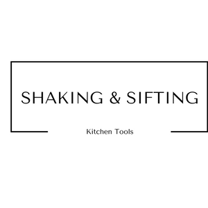 Shaking and Sifting Kitchen Tools at Gifts and Gadgets