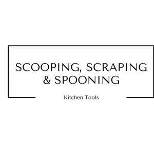 Scooping Scraping and Spooning Kitchen Tools at Gifts and Gadgets