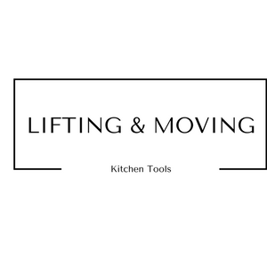 Lifting and Moving Kitchen Tools at Gifts and Gadgets