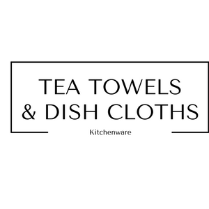 Tea Towels and Dish Cloths Kitchenware at Gifts and Gadgets
