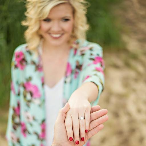 Morgan's Engagement Ring