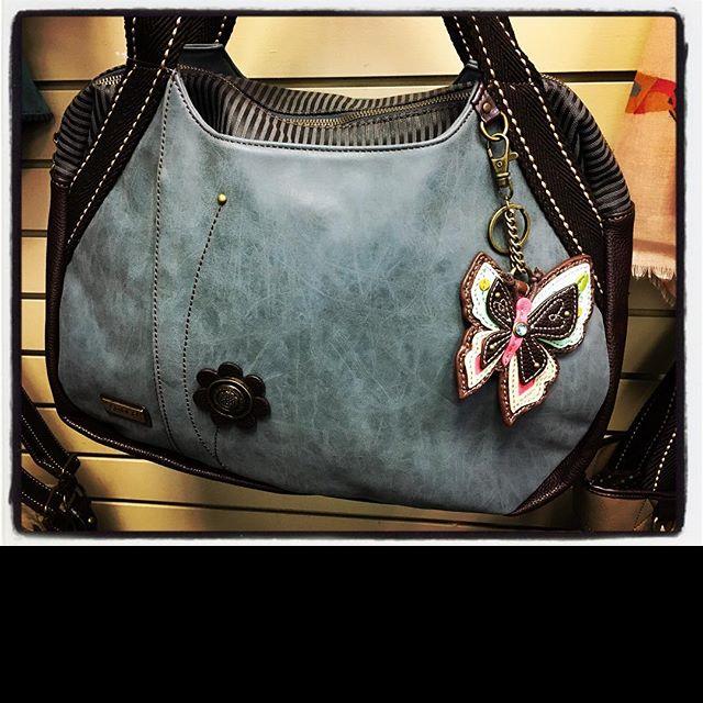 Chala, bowling bag, butterfly, vegan leather
