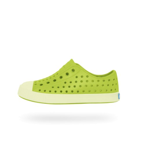 Chartreuse Green Glow