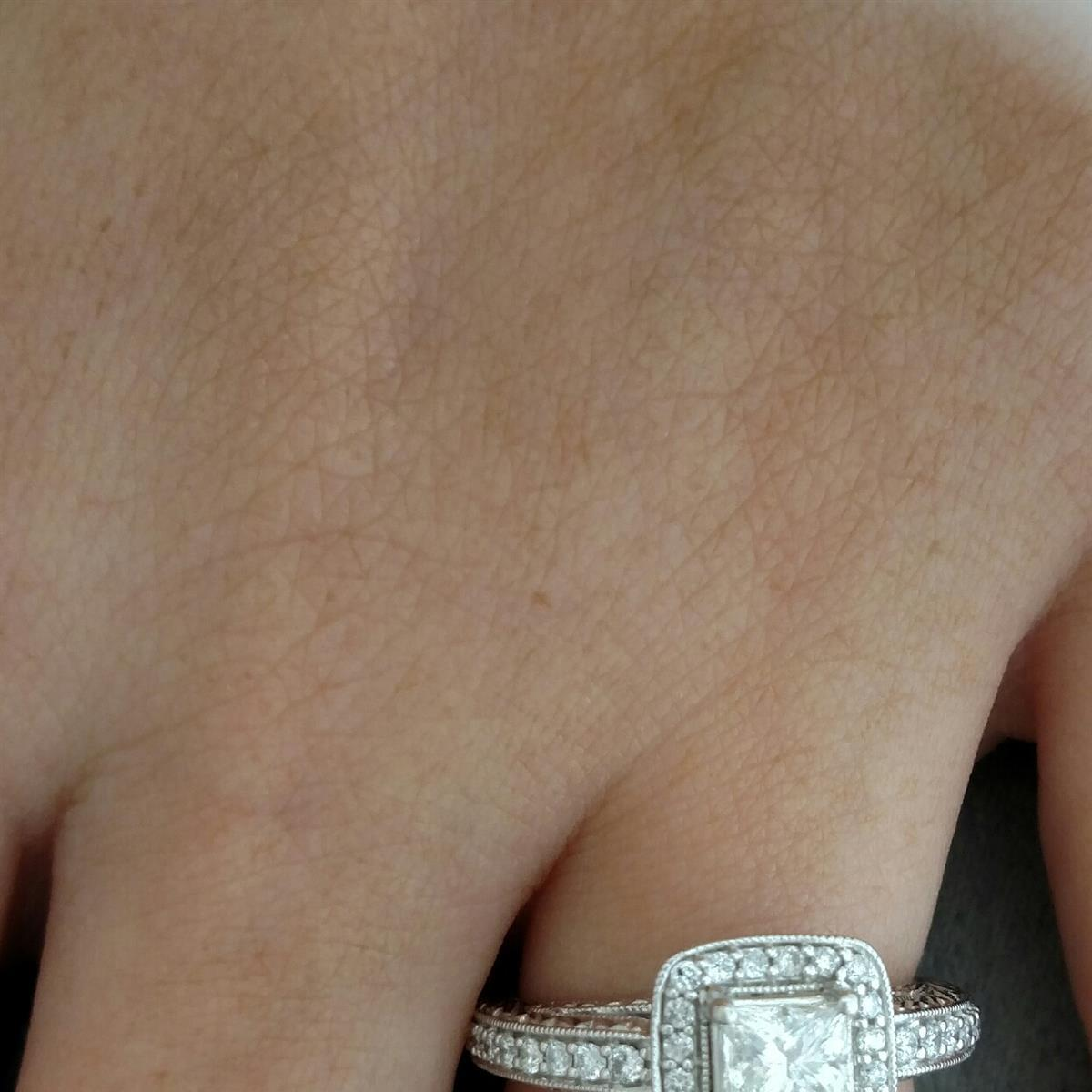Alexis' Engagement Ring
