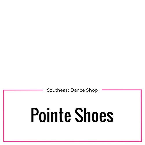 Online store Pointe Shoes Southeast Dance Shop