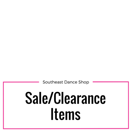 sale clearance items southeast dance shop